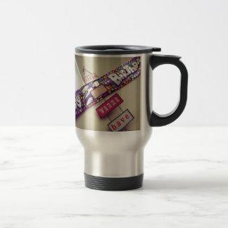 21st Birthday Stainless Steel Travel Mug