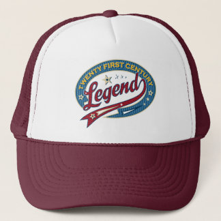 21st Century Legend Trucker Hat
