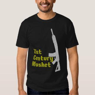 21st Century Musket Shirts