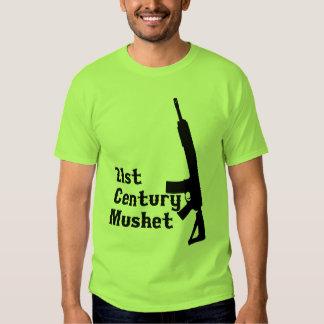 21st Century Musket Tshirt