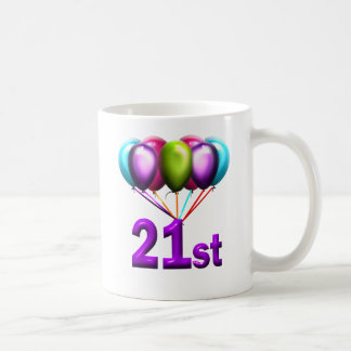 21st coffee mug