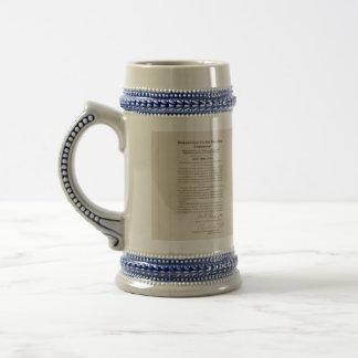 21st Constitutional Amendment Ending Prohibition Coffee Mugs
