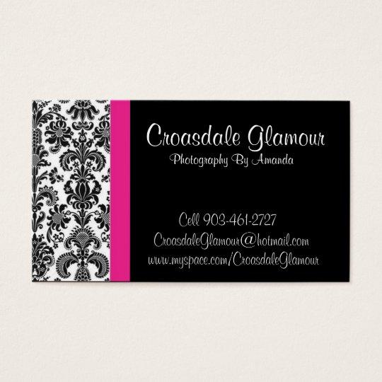 2205866602_64a85e9462123, Croasdale Glamour, Ce... Business Card