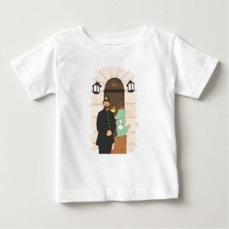 221B, cute animals illustration Baby T-Shirt