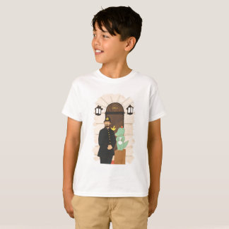 221B, cute animals illustration T-Shirt