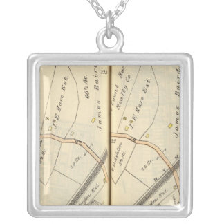222223 Harrison, Mamaroneck Silver Plated Necklace