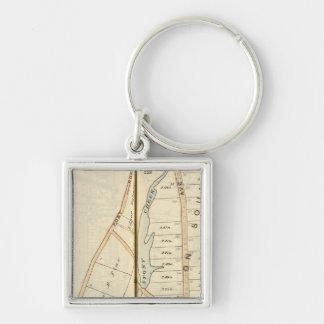 226227 Rye Key Ring