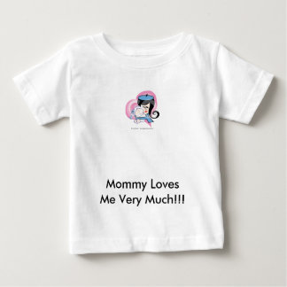 227693-Royalty-Free-RF-Clipart-Illustration-Of-... Baby T-Shirt