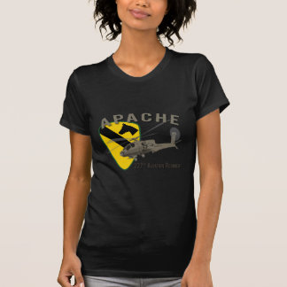 227th Aviation Apache T Shirt
