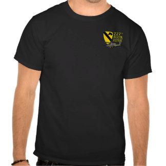 227th Aviation Regiment Apache T-shirts