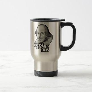 $22.95 Prose Before Hos Stainless Steel Travel Mug