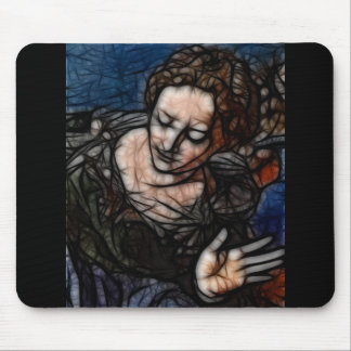 22 - Black Touch Mouse Pad
