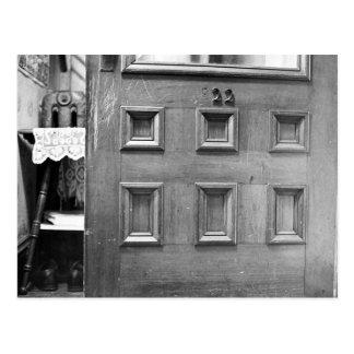 :22 Door Postcard