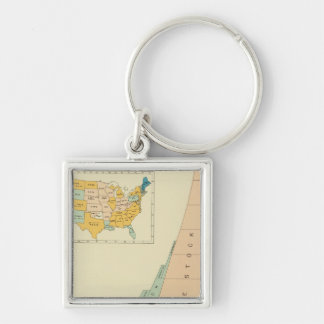 22 Growth elements of population 17901890 Key Ring