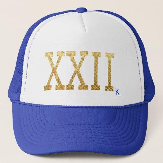 22k Magic Trucker Hat