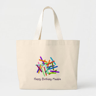 22nd Birthday Gifts Jumbo Tote Bag
