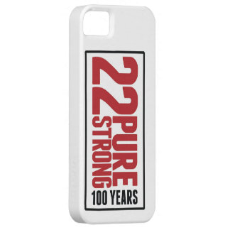 22Strong iPhone Case