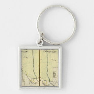 232233 Harrison, Rye Key Ring
