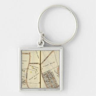 234235 Rye Key Ring