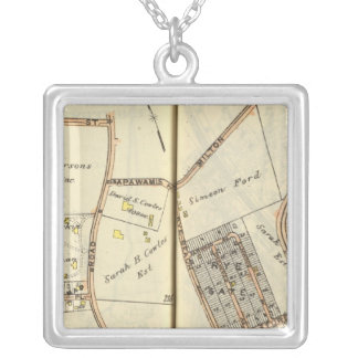 234235 Rye Silver Plated Necklace