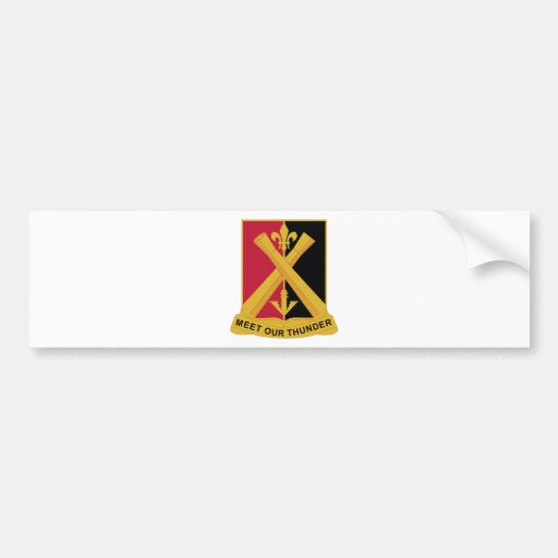 235 Regiment Bumper Sticker