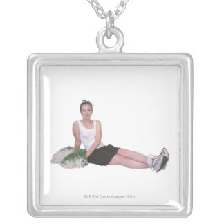 23605890 SILVER PLATED NECKLACE