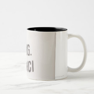 23639262 Two-Tone COFFEE MUG
