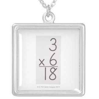 23972399 SILVER PLATED NECKLACE