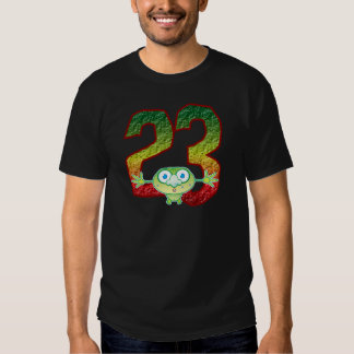 23 Age Ghoul Shirts