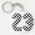 23 auto racing number