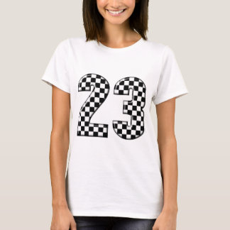 23 auto racing number T-Shirt