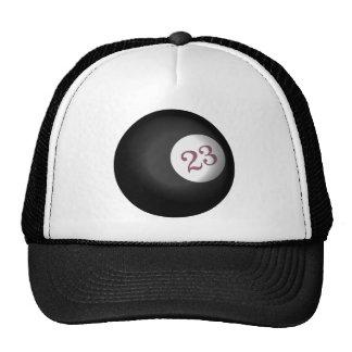 23 Ball of Chaos Mesh Hat
