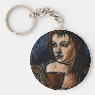 23 - Chalice of Heartbreak Basic Round Button Key Ring