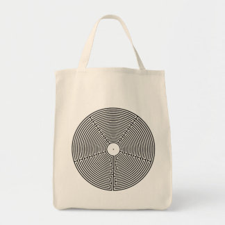23 Circuit Labyrinth Tote Bag