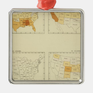23 Interstate migration 1890 ALCT Christmas Ornament