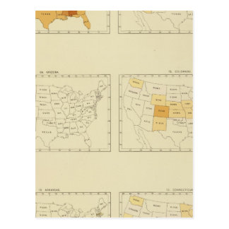 23 Interstate migration 1890 ALCT Postcard