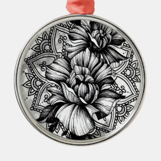23.jpg Silver-Colored round decoration