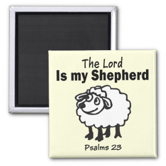 23 Psalm Magnets