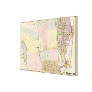 23 Yonkers Canvas Print