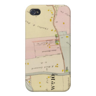 23 Yonkers iPhone 4 Cover