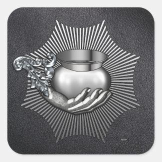 23rd Degree Knight of Valor Sticker