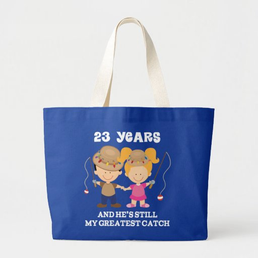 Wedding Anniversary Gifts 23rd Year : 23rd Wedding Anniversary Funny Gift For Her Bag Zazzle