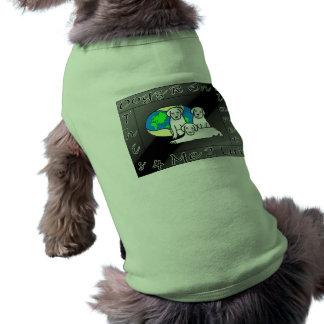2402-LC01-PK01 SLEEVELESS DOG SHIRT