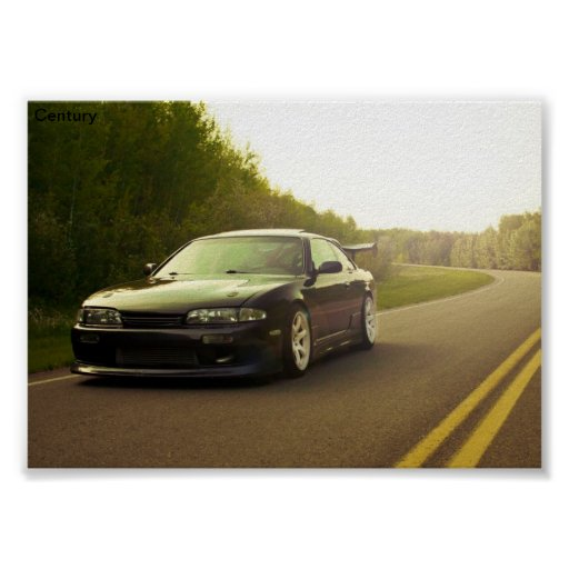 240sx poster