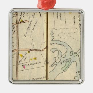 246247 Rye Christmas Ornament