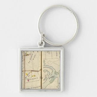 246247 Rye Key Ring