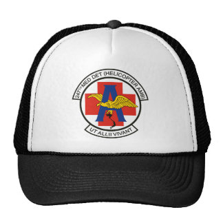247th Med Det Mesh Hat