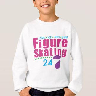 24/7 Figure Skating Sweatshirt