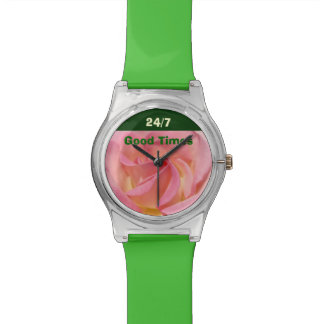 24 7 Good Times Watches Rose May 28th watch gifts