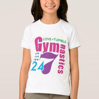 24/7 Gymnastics T Shirts